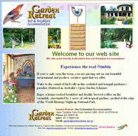 Garden Retreat web site