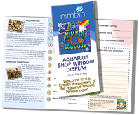 Nimbin Aquarius 40th Anniversary Leaflet